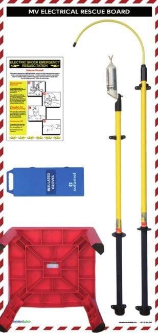 Customised Rescue Kits 12