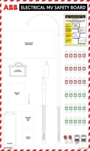 Customised Rescue Kits 21