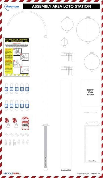Customised Rescue Kits 26