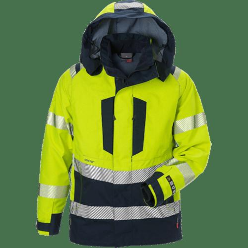 Flamestat high vis GORE-TEX® jacket cl 3 4095 GXE1