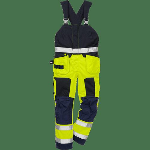Flamestat high vis-bib´n´brace cl 2 1075 ATHS1