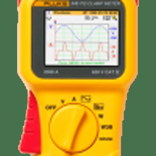 Fluke 345 Power Quality Clamp Meter 4