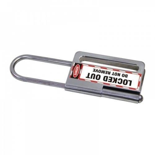 Lockout Safety Heavy Duty Lockout Hasp - 6 Locks (76 mm diameter)