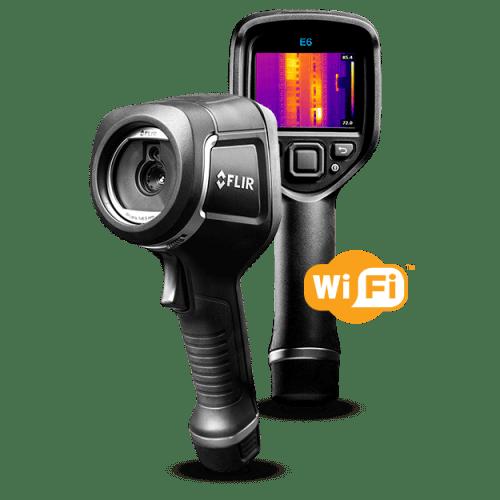 FLIR E6-XT Infrared Camera with MSX 2